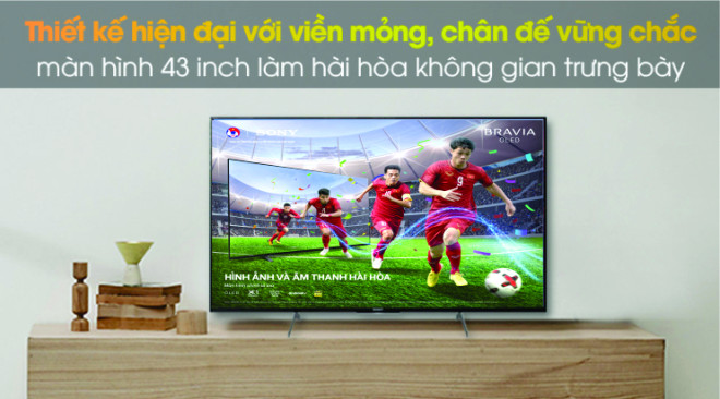 Android Tivi Sony 4K 49 inch KD-49X8500H Mới 2020