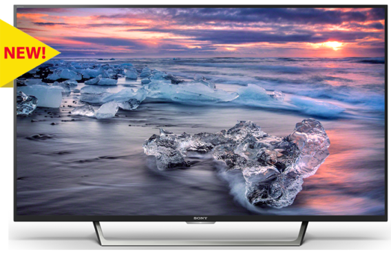 INTERNET TIVI SONY 43 INCH 43W750E FULL HD, MXR 200HZ